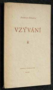 náhled knihy - Vzývání : výbor z lyriky