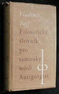 náhled knihy - Filosofický slovník pro samouky, neboli, Antigorgias