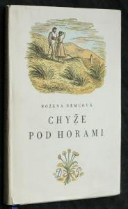 náhled knihy - Chyže pod horami : obrázek ze Slovenska