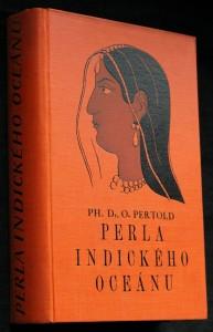 náhled knihy - Perla Indického oceánu : vzpomínky z dvou cest na Ceylon