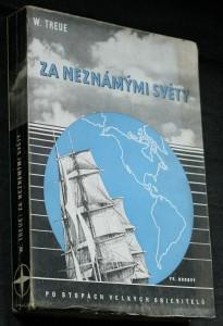 náhled knihy - Za neznámými světy : po stopách velkých objevitelů