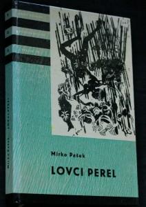 náhled knihy - Lovci perel