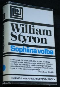 náhled knihy - Slovensky Sophiina voľba