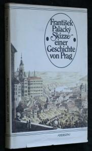 náhled knihy - Skizze einer Geschichte von Prag