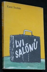náhled knihy - Lvi salónů