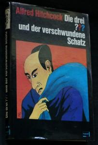 náhled knihy - Die drei und der verschwundene Schatz