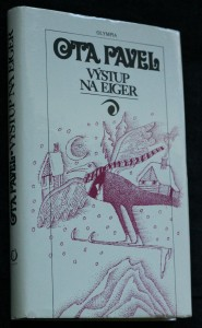 náhled knihy - Výstup na Eiger : výbor povídek se sportovní tematikou : mimočítanková četba pro žáky středních škol