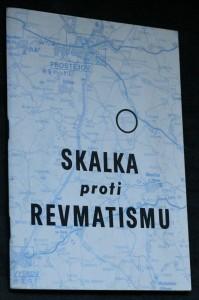 náhled knihy - Skalka proti revmatismu