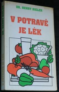 náhled knihy - V potravě je lék