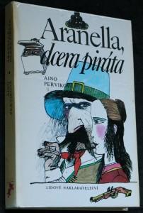 náhled knihy - Aranella, dcera piráta