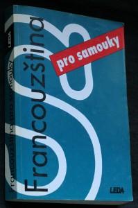 náhled knihy - Francouzština pro samouky, slovník a klíč