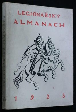 náhled knihy - Legionářský almanach 1923
