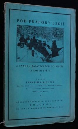 náhled knihy - Pod prapory legií : z táborů zajateckých do Sibiře a kolem světa