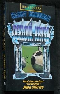 náhled knihy - Ocelová krysa : první dobrodružství prohnaného Jima diGrize
