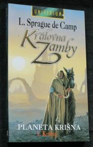 náhled knihy - Královna Zamby