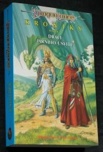 náhled knihy - Draci jarního úsvitu