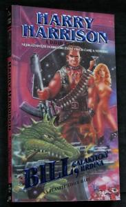 náhled knihy - Bill, galaktický hrdina. Na planetě tisíce barů