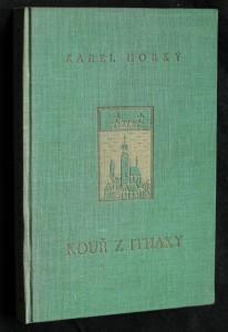 náhled knihy - Kouř z Ithaky : feuilletony a zápisky