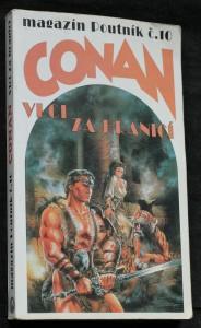 Conan : vlci za hranicí