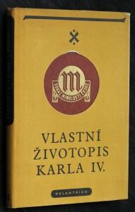 náhled knihy - Vlastní životopis Karla IV.