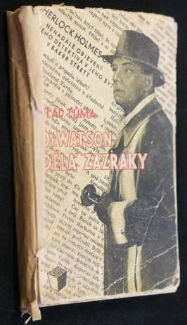 náhled knihy - Dr. Watson dělá zázraky : detektivní román