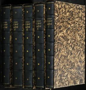 náhled knihy - Dějiny umění. I.-V. díl