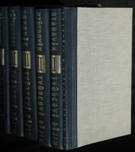 náhled knihy - Tvůrcové dějin : čtyři tisíciletí světových dějin v obrazech dob a osobností. 1.-5. díl,