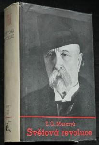 náhled knihy - Světová revoluce : za války a ve válce 1914-1918