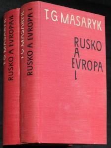 náhled knihy - Rusko a Evropa : studie o duchovních proudech v Rusku