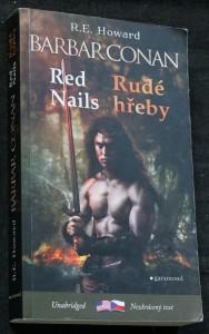 náhled knihy - Red nails = Rudé hřeby