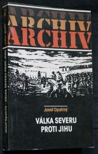 náhled knihy - Válka Severu proti Jihu