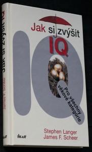 náhled knihy - Jak si zvýšit IQ : pro všechny věkové kategorie