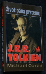 náhled knihy - Život pána prstenů: J.R.R. Tolkien
