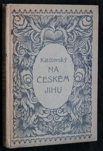 náhled knihy - Na českém jihu a jiné básně