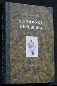 náhled knihy - Súchovská republika : kronika mládí