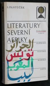 náhled knihy - Literatury severní Afriky : Alžírsko, Tunisko, Maroko, Libye