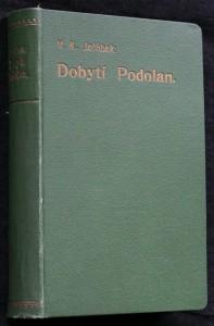 náhled knihy - Dobytí Podolan : [Moravský rom.]