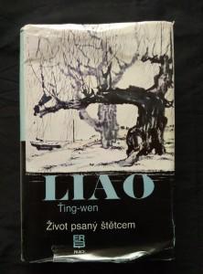 náhled knihy - Život psaný štětcem (Ocpl, 400 s., il. Sü Pej-chung)