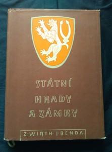 náhled knihy - Státní hrady a zámky (A3, Ocpl, 300 s.)