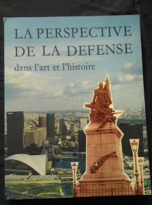 náhled knihy - La perspective de la Défence