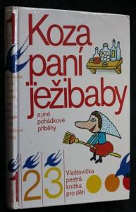 náhled knihy - Koza paní ježibaby a jiné pohádkové příběhy