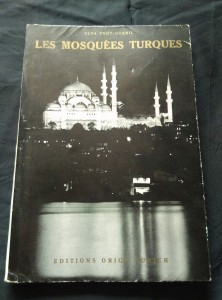 náhled knihy - Les Mosquées Turques (A4, Obr., 136 s.)
