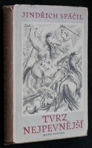 náhled knihy - Tvrz nejpevnější : Moravská románová freska z 2. poloviny 17. věku