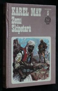 náhled knihy - Zemí Škipetarů