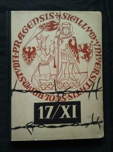 náhled knihy - 17. listopad 1939 - Almanach odboje čs. studentstva