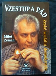náhled knihy - Vzestup a pád české sociální demokracie (280 s.)
