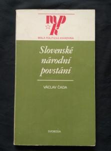 náhled knihy - Slovenské národní povstání (Obr, 144 s.)