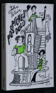 náhled knihy - Pospíchej dolů