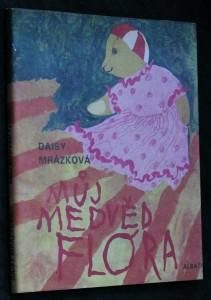 náhled knihy - Můj medvěd Flóra