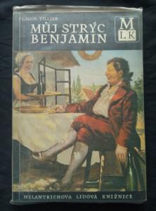 náhled knihy - Můj strýc Benjamin (Obr, 176 s.)